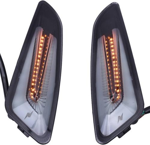 Knipperlicht Set SQ LED Vespa Sprint / Vespa Primavera Voorzijde
