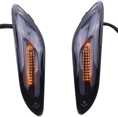 Knipperlicht Set SQ LED Vespa Sprint / Vespa Primavera Achterzijde