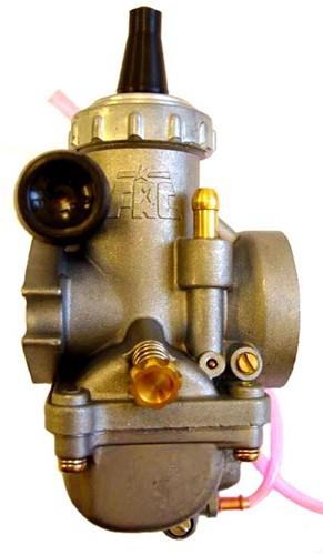 carburateur 24 mm honda mb / honda mt / honda mtx / honda nsr / honda mbx model mikuni 2-bout aansluiting