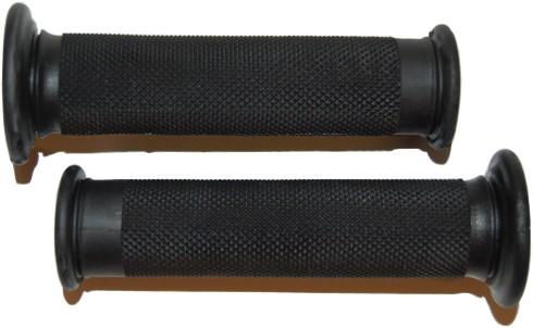 handvatset scooter oldtimer zwart
