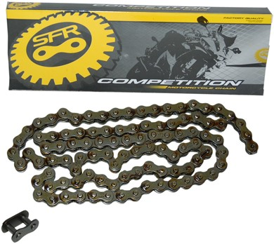 ketting 415 / 100 schakels tomos a3 / tomos a35 / puch maxi / puch z-one / puch z-two