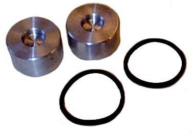 remzuiger remklauw revisieset - maat 30 x 17mm - remzuiger - yamaha aerox tot 2012