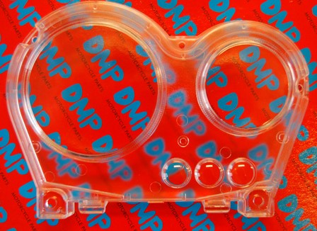 kilometerteller glas yamaha aerox na 2003 tot 2012 - transparant