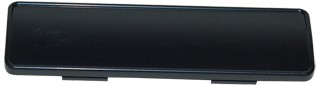 afdekkapje framenummer yamaha aerox t/m 2012 zwart