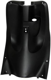 Binnen Beenschild (Zwart) Yamaha Neos t/m 2008 Origineel 5adf83120000