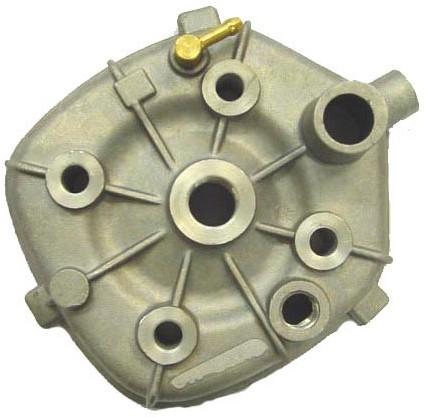 Cilinderkop 70cc (5 Hoek) Gilera Runner / Piaggio Nrg Power / Gilera Dna / Piaggio Zip 2000 SP / Piaggio Nrg / Derbi Gp1 / Aprilia SR Street / Piaggio NTT Originele Kwaliteit