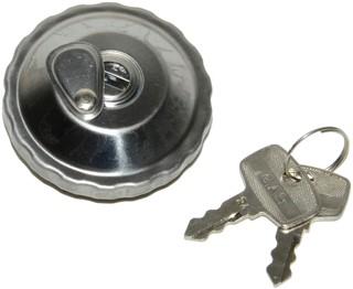 Benzinetank Dop Puch Maxi / Honda Camino / Tomos A3 / Tomos A35 [Draai Sluiting Met Slot]