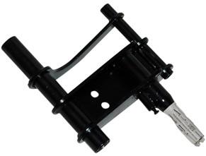 motorophanging subframe piaggio fly 4t origineel - motorsteun 601744
