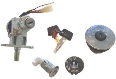 contactslot set CPI oliver + tankdop