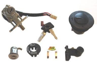contactslot set CPI popcorn / cpi hussar / generic cracker / keeway matrix / baotian BT49QT-12