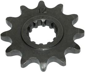 Voortandwiel Minarelli AM6 - groot gat 12-tands voor 420 ketting