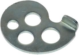 kettingspanner tomos A3 / A35 per stuk rechts origineel