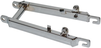 achterbrug tomos A35 / tomos A3 - chroom