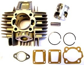 cilinder 70cc tomos a35 model membraan