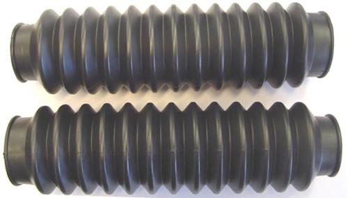 voorvork rubber set tomos A35 / tomos A3 - zwart