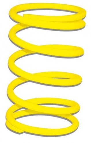 koppeling drukveer malossi geel piaggio / peugeot / china 4T / kymco 4T / AGM / BTC / baotian / vespa  scooter 297042.Y0