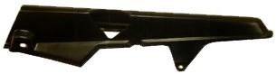 kettingrand honda mb 5/mt 5 kleur zwart