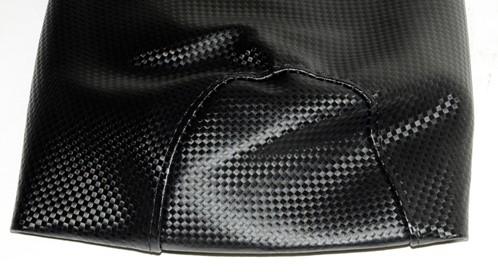 Zadeldek Carbon Malaguti F15