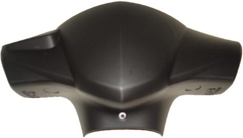 stuurhuis voorzijde kymco agility 12inch mat zwart origineel