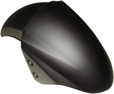 voorspatbord kymco agility 50 12inch mat zwart origineel