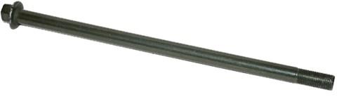 achterwielas honda mbx / honda nsr lengte 23cm