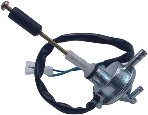 Benzinepomp (Vacuum) Peugeot Viva City T/m 2008 / Rieju Rs2 / Motorhispania Ryz / Motorhispania Rx 50 Originele Kwaliteit DMP