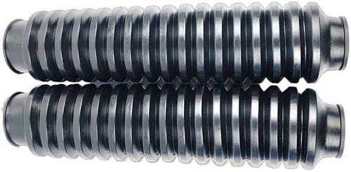 voorvorkrubber set vespa citta - zwart