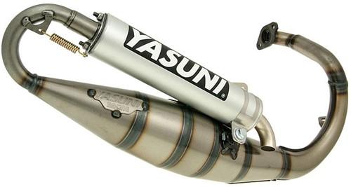 uitlaat yasuni R peugeot Speedfight 1 45km A.C / Speedfight 1 45km L.C / Speedfight 2 45km A.C / Speedfight 2 45km L.C / TKR / Elyseo / Elystar / Viva city tot 2008 / Looxer / metal X - tub1002